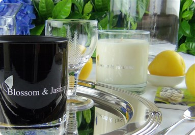 Blossom and Jasmine Candles