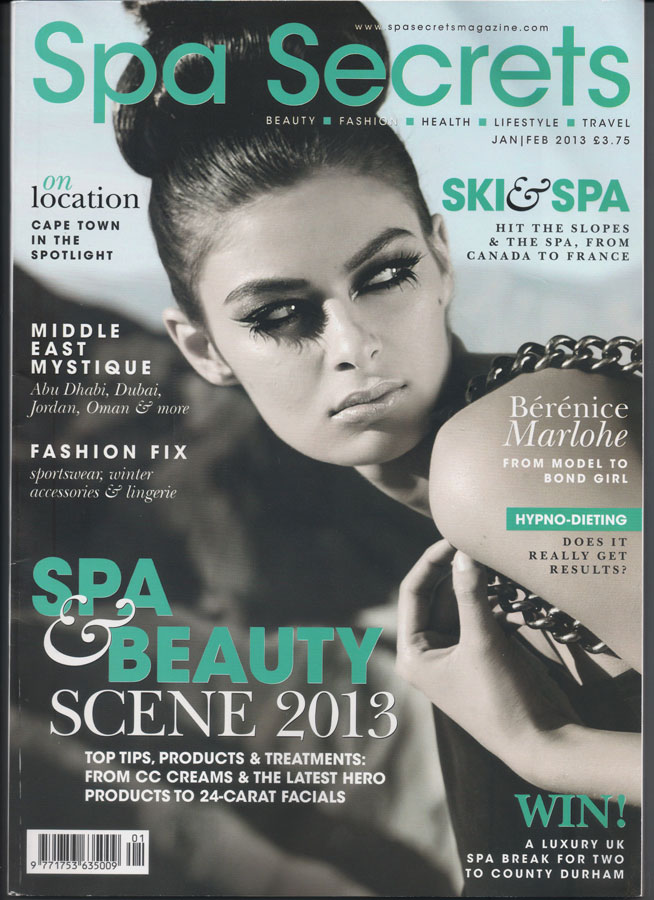Spa Secrets Jan 2013