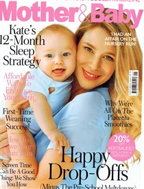 Mother & Baby Magazine Aug 13
