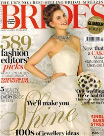 Brides Magazine April 2014