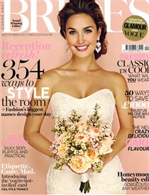 Brides Magazine October 2014