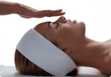 Facial in home beauty treatments